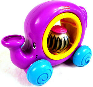 Éléphant et balle Roll-a-Rounds Fisher-Price