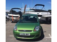 2006 Ford Fiesta, 1.4 TDCi, £30 yearly tax, Low mileage, 12 months MOT