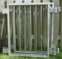 Fence - stainless steel
