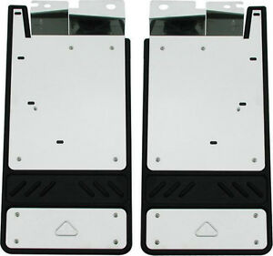 **NEW** percision mud flaps