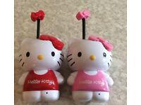 Hello Kitty Walkie Talkies