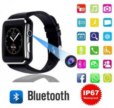 Reloj inteligente Smartwatch Mujer Hombre Bluetooh LLAMADAS Android IOS.ESPAÑA ⌚