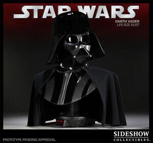 Sideshow Darth Vader Lifesize bust Gatineau Ottawa / Gatineau Area image 1
