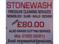 STONEWASH & GARDEN Maintenance