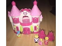 Happyland Palace complete set - New