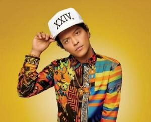 Bruno Mars Tickets - Cheaper Seats Than Other Ticket Sites, And We Are Canadian Owned!