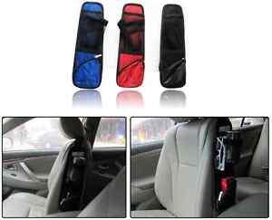 Car Seat Side Storage Organizer Interior Multi-Use Bag Accessory
