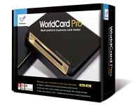 World Card Pro Business Card Scanner