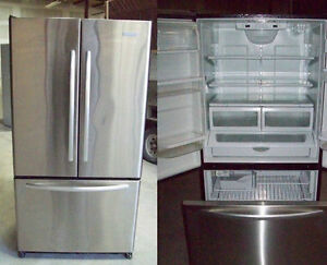 Refrigerators Stainless Steel Durham Appliances Ltd, since: 1971 Kawartha Lakes Peterborough Area image 4