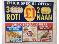 Kebabs special