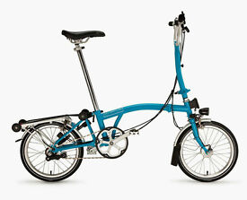 brompton foldaway cycle wanted , cash paid.