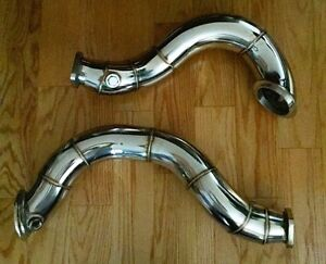 """BMW N54 335 135 3"""" Downpipes West Island Greater Montréal image 1"""