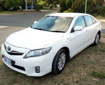 Toyota Camry hybrid  4 SALE 2010 ! UBER  Ready Bruce Belconnen Area Preview