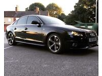 Audi a4 s-line quattro 2010