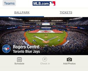 Blue Jays vs Angels August 25th Section 114 - Great Seats