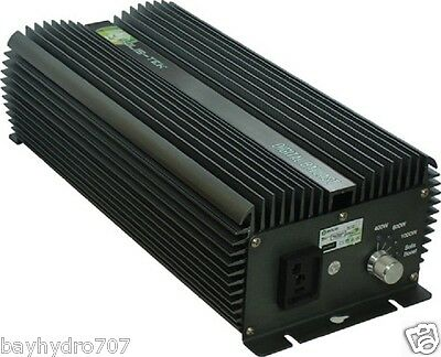 Master Solis Tek Digital Ballast Listing 1000W  600W  Matrix  Se De All Models