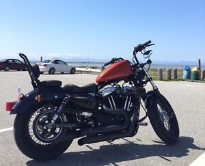2012 Harley Davidson Forty Eight Sportster HD 48