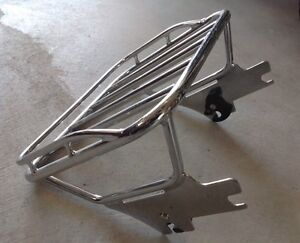Quick release luggage rack fits 2000-2008 Harley Davidson tour Windsor Region Ontario image 2