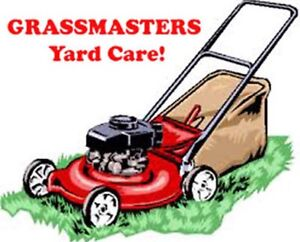 GRASSMASTERS LAWN AND YARD CARE!