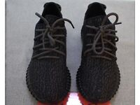 Adidas Yeezy 350 Boost Pirate Black new with Reciepts