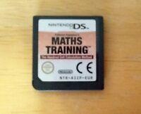 Jeu Maths Training pour ds