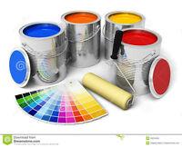 peintre travaux de peinture