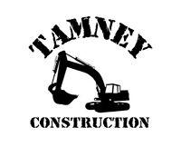 Mini Excavator - Licensed and Insured