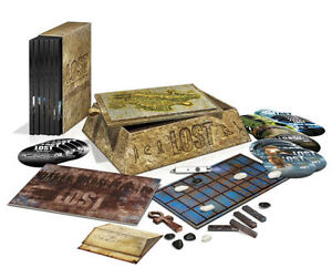 Lost: The Complete Collection (38-DISC DVD Box Set)