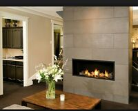 NATURAL GAS APPLIANCE INSTALLER GAS FIREPLACES,BBQ'S STOVES ETC.