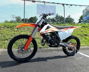 2016 KTM 150 SX Kitchener / Waterloo Kitchener Area image 2