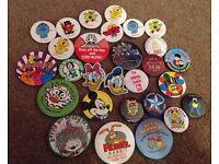28 badges!