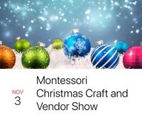 (Now Full) Vendors and Crafters