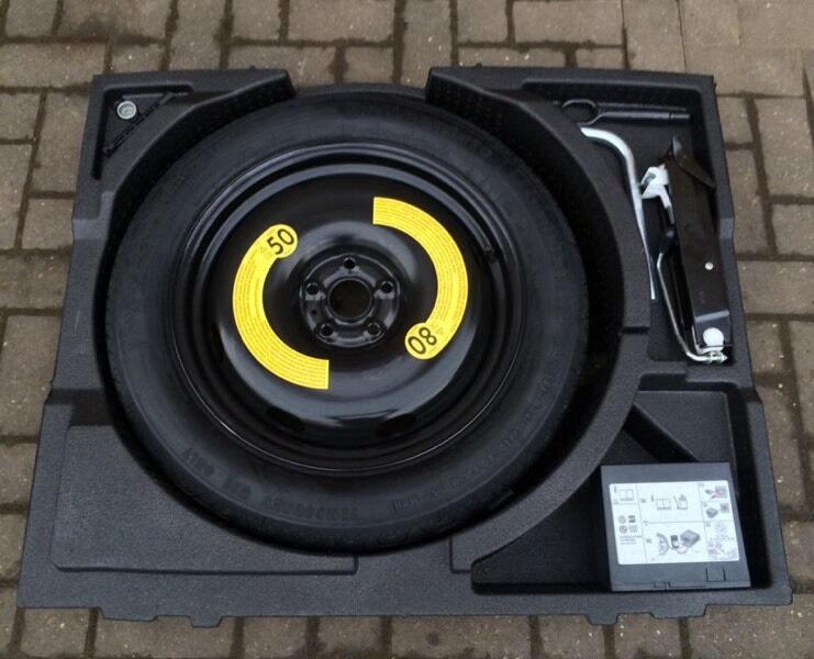 Genuine Audi Q3 Space Saver Spare Wheel 18 Quot Complete With