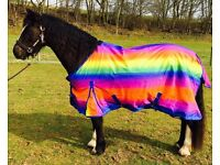 Horse rain sheet 5'6