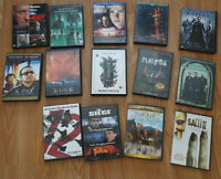 VARIOUS ORIGINAL MOVIES IN CASES