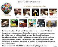 Looking for coffee entrepreneur