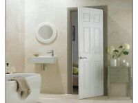 INTERNAL QUALITY DOORS SUPPLIED AND FITTED FROM £50.00.....