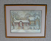 Trisha Romance Framed Picture (The Museum)