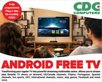 Android TV Box Winnipeg Free TV - XBMC/Kodi, Movies,TV Shows,