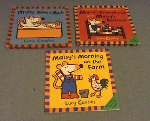 8 Maisy books by Lucy Cousins London Ontario image 2