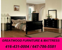 8 PIECE QUEEN SIZE BEDROOM SET..$799..LOWEST PRICE GUARANTEED