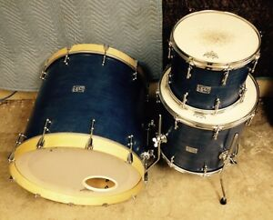 Custom Canadian Maple drums