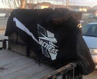 Arctic Cat premium snowmobile cover!