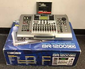 "BOSS ""BR-1200"" RECORDING STUDIO Lawnton Pine Rivers Area Preview"