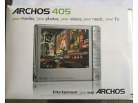 Archos 2GB media player boxed MINT