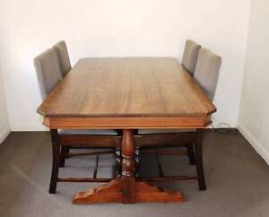 Dining Table  & Chairs George Town George Town Area Preview