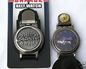 "FS: ""1970 Chevelle SS454"" Belt Watch"