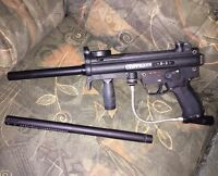 Paintball Gun Tippmann Package