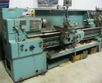 TOS METAL LATHE FOR SALE !