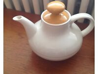 Vintage retro teapot. Meakin. Genuine